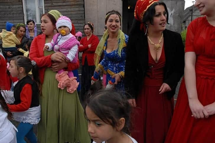 10 regras indispensáveis que todas as mulheres ciganas devem seguir