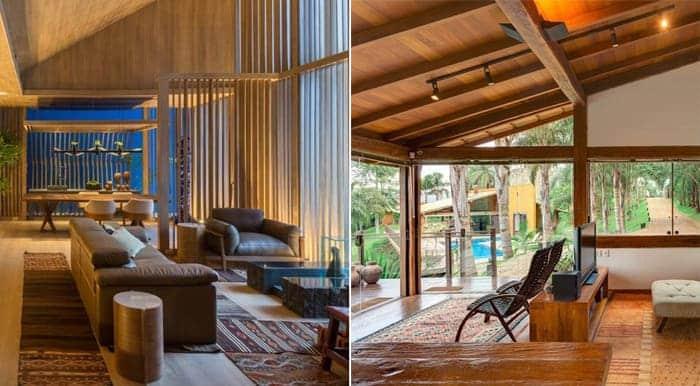 Sobreposição de tapetes: tendência em decoração que vai deixar sua casa linda