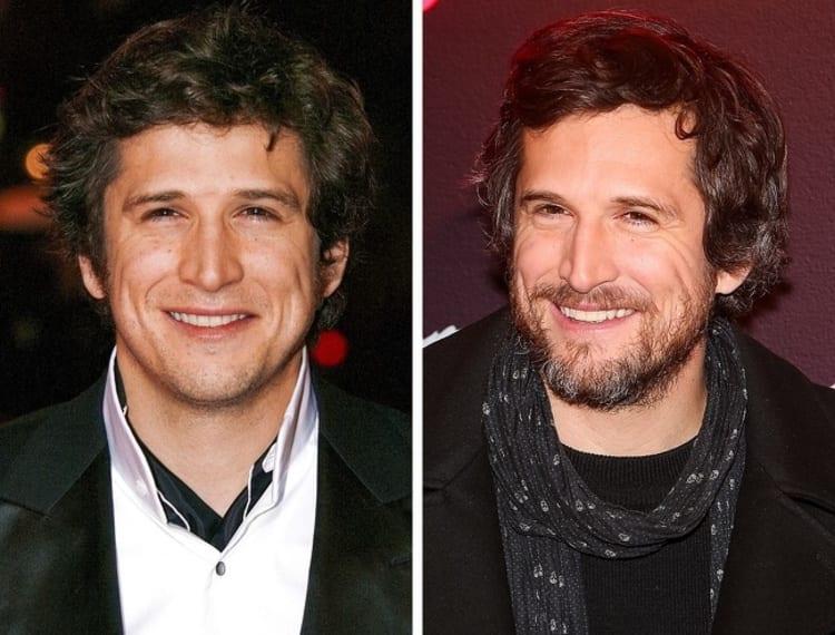 Veja agora o antes e o depois de 15 galãs de Hollywood
