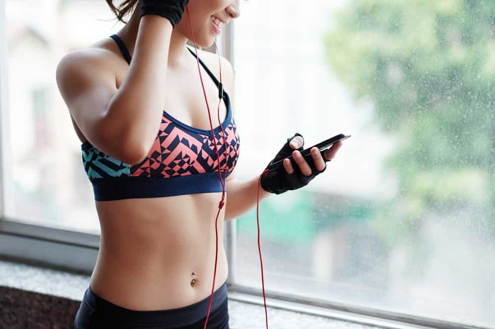 Músicas para malhar - 10 mais escutadas do Spotify