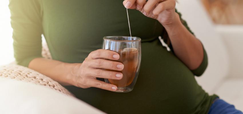 4 tipos de chás não recomendados para grávidas