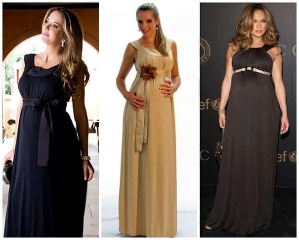 5 tipos diferentes de roupas para grávidas