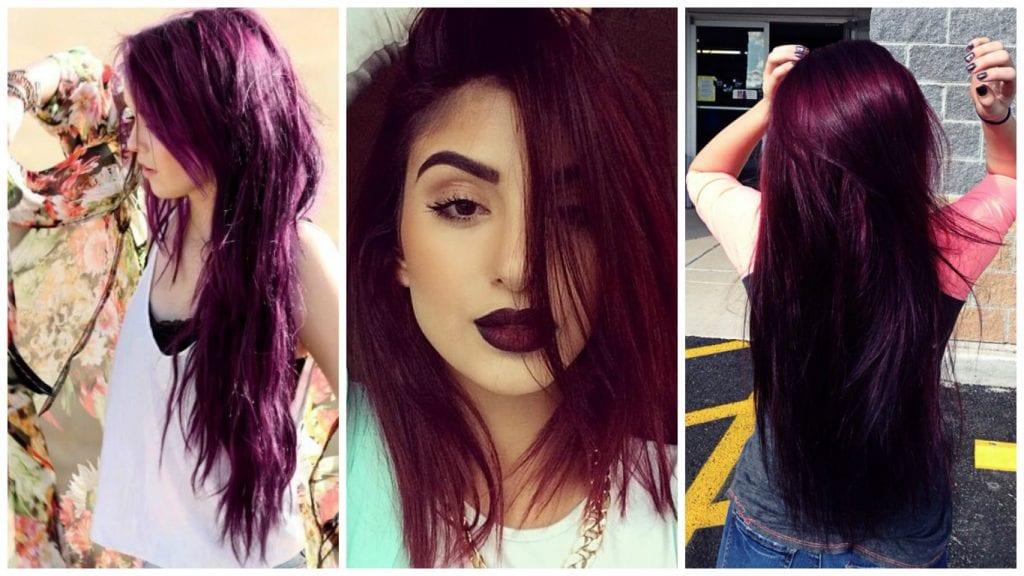 Cor marsala nos cabelos – tonalidades, como pintar e cuidar da coloração
