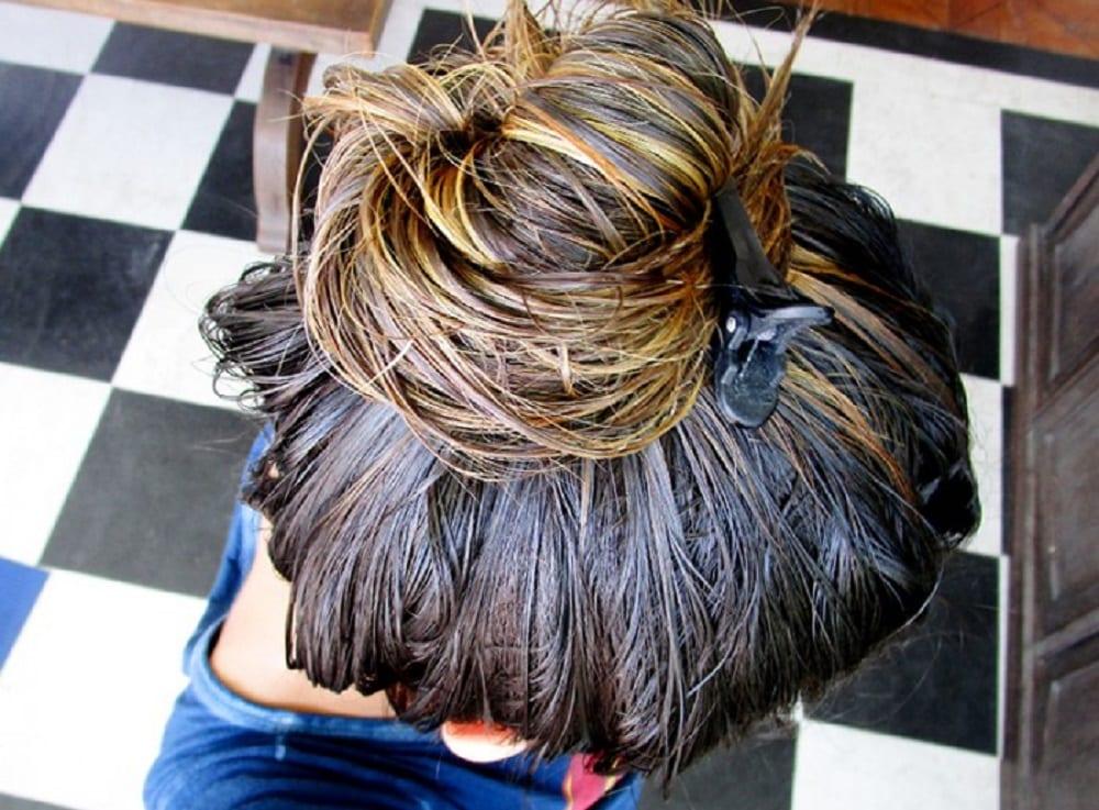 Óleo de coco no cabelo – para que serve e como usar?