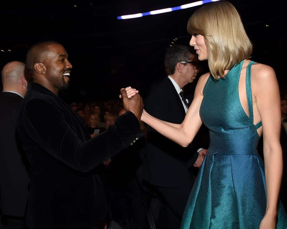 Briga de Kanye West e Taylor Swift completa 10 anos