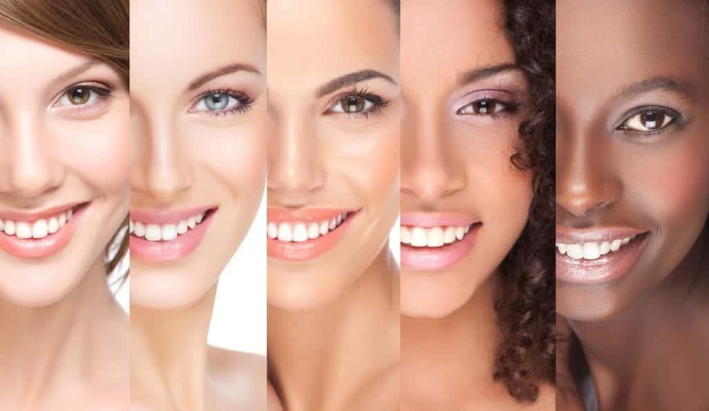 Cores de pele – Tipos, exemplos e cuidados necessários para cada cor