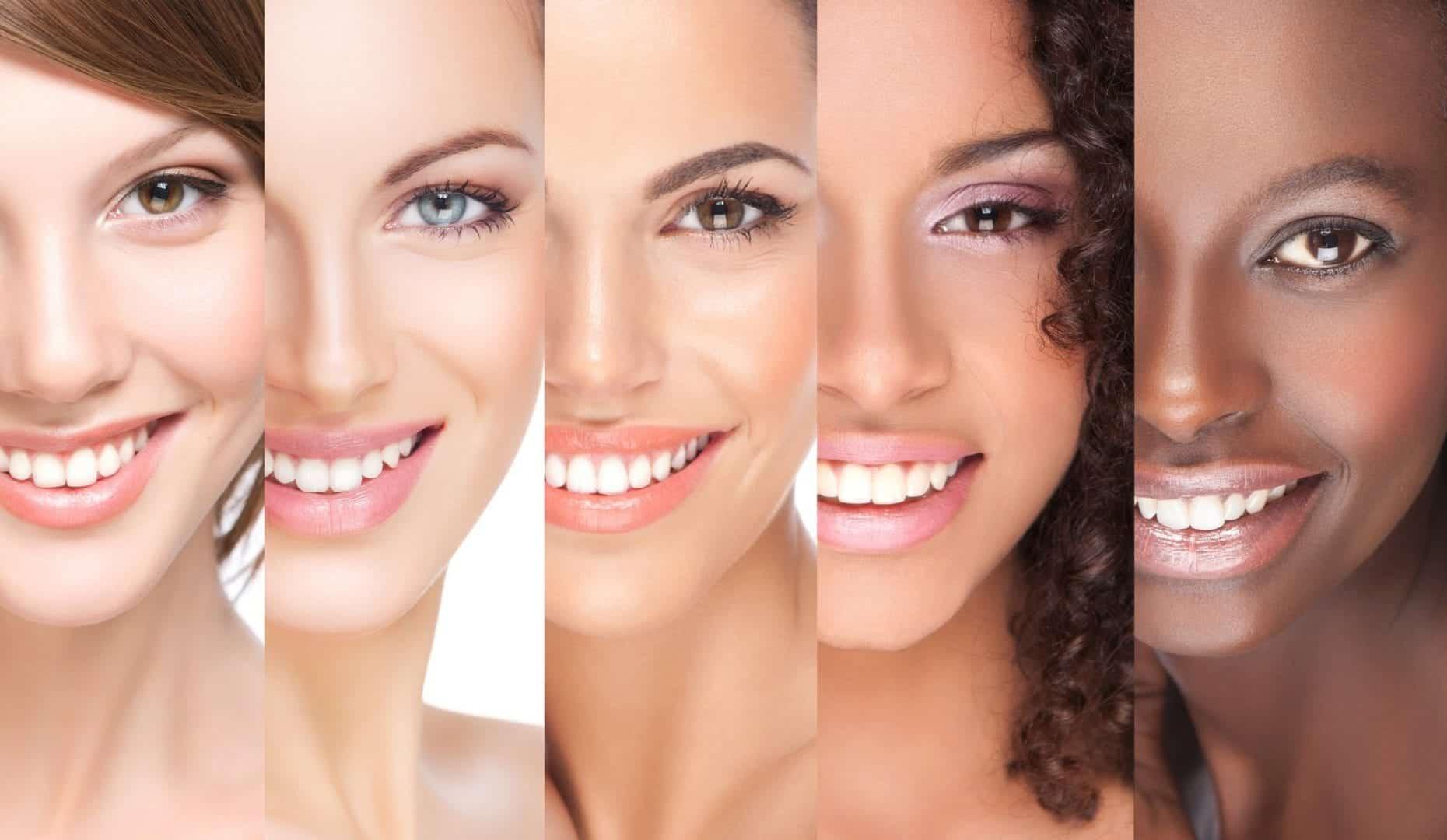 Cores de pele - Tipos, exemplos e cuidados necessários para cada cor