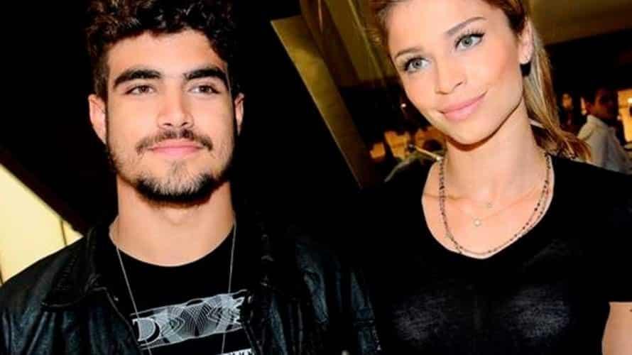 Grazi e Caio Castro é o mais novo casal do momento?