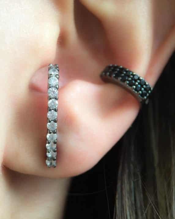 Piercing na orelha, curiosidades + 51 imagens de inspiração