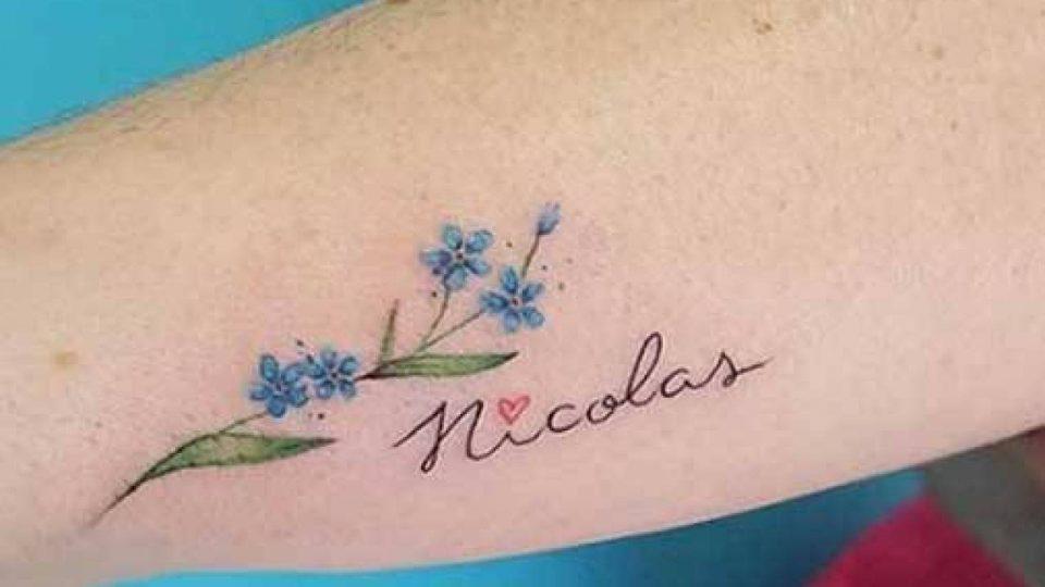 120 ideias de tatuagens com nome para declarar seu amor na pele