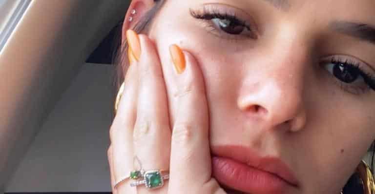 """Trauma de Bruna Marquezine: """"Cheguei a pensar em parar de atuar"""""""