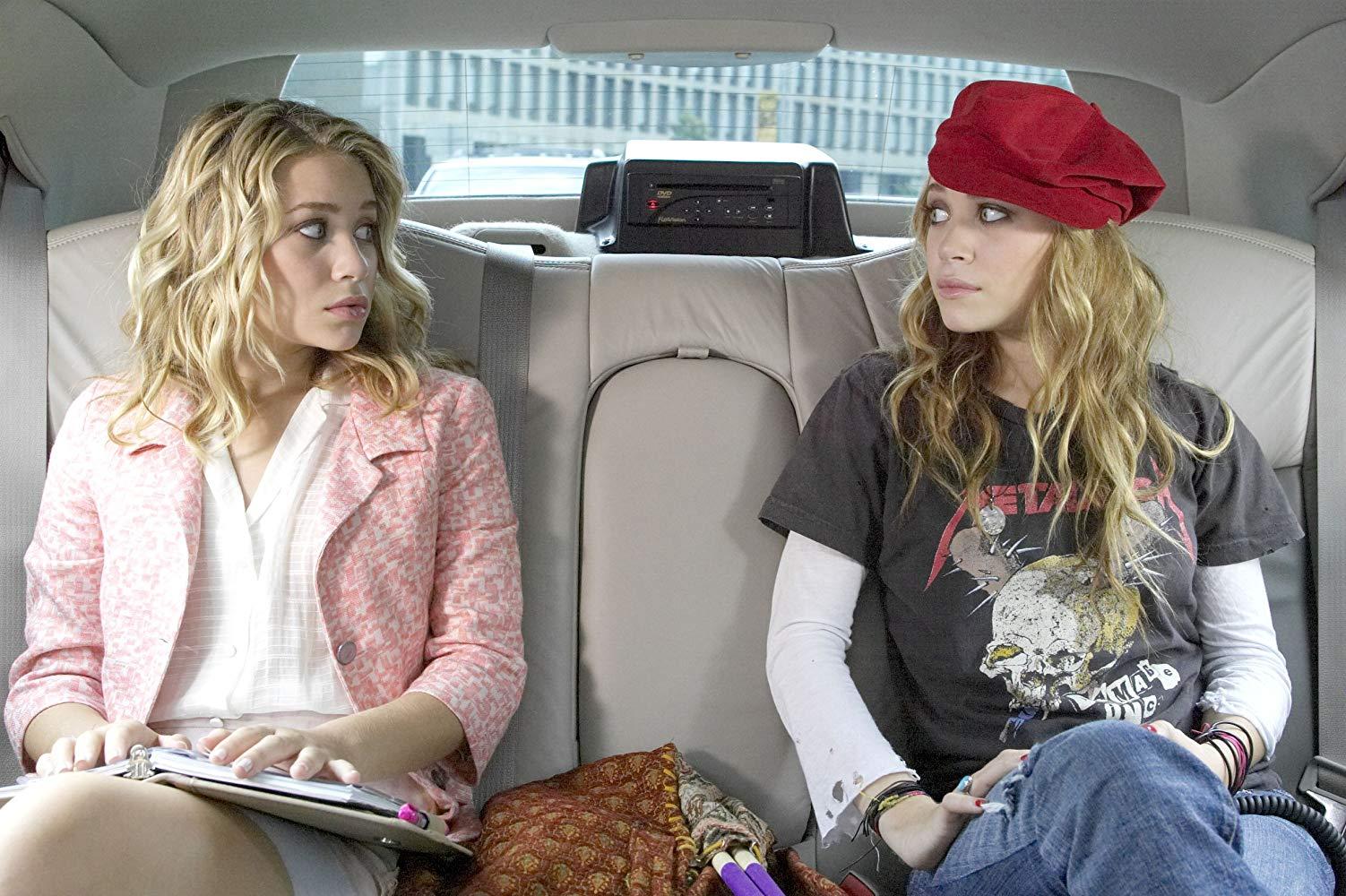 Gêmeas Olsen - curiosidades que você não sabia sobre as irmãs!