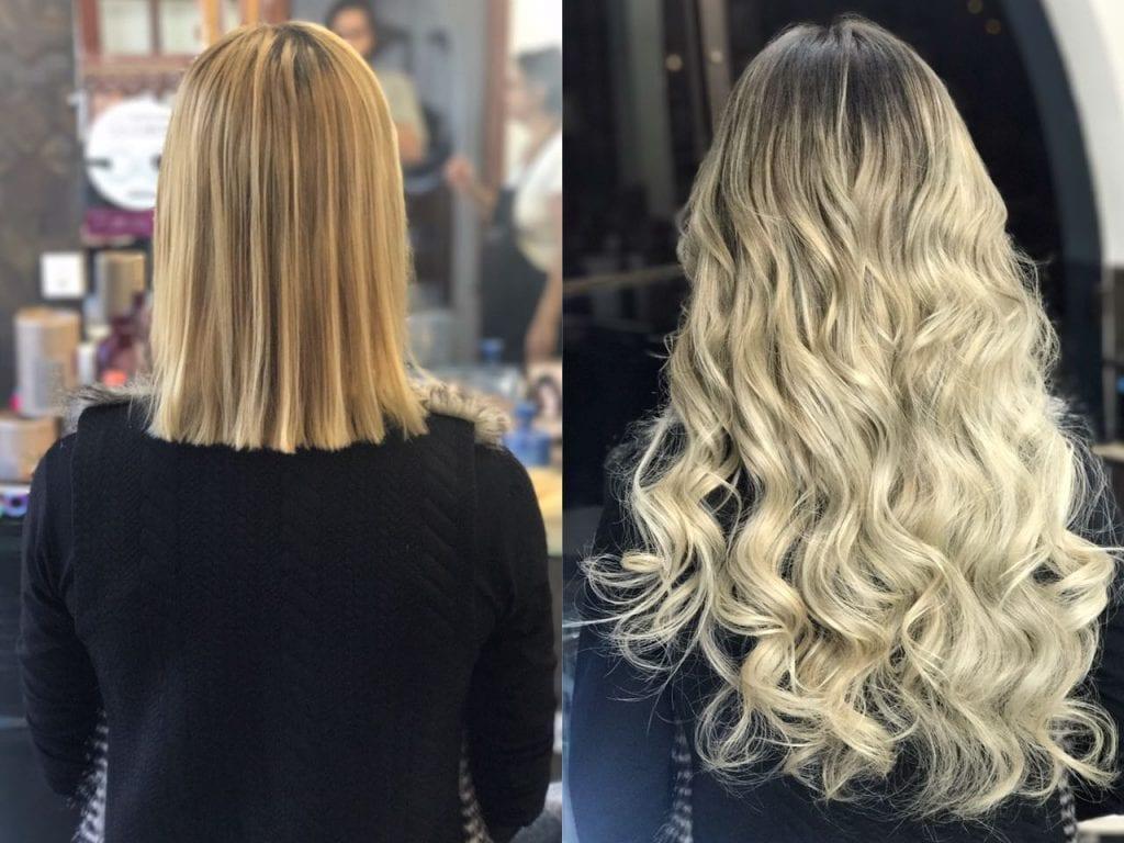 Mega hair – Como é feito, tipos, manutenção e cuidados necessarios