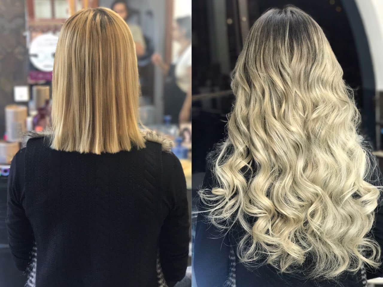 Mega hair - Como é feito, tipos, manutenção e cuidados necessarios