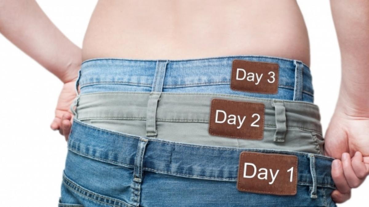 Quer ter um emagrecimento rápido? Então confira essa dieta de 3 dias