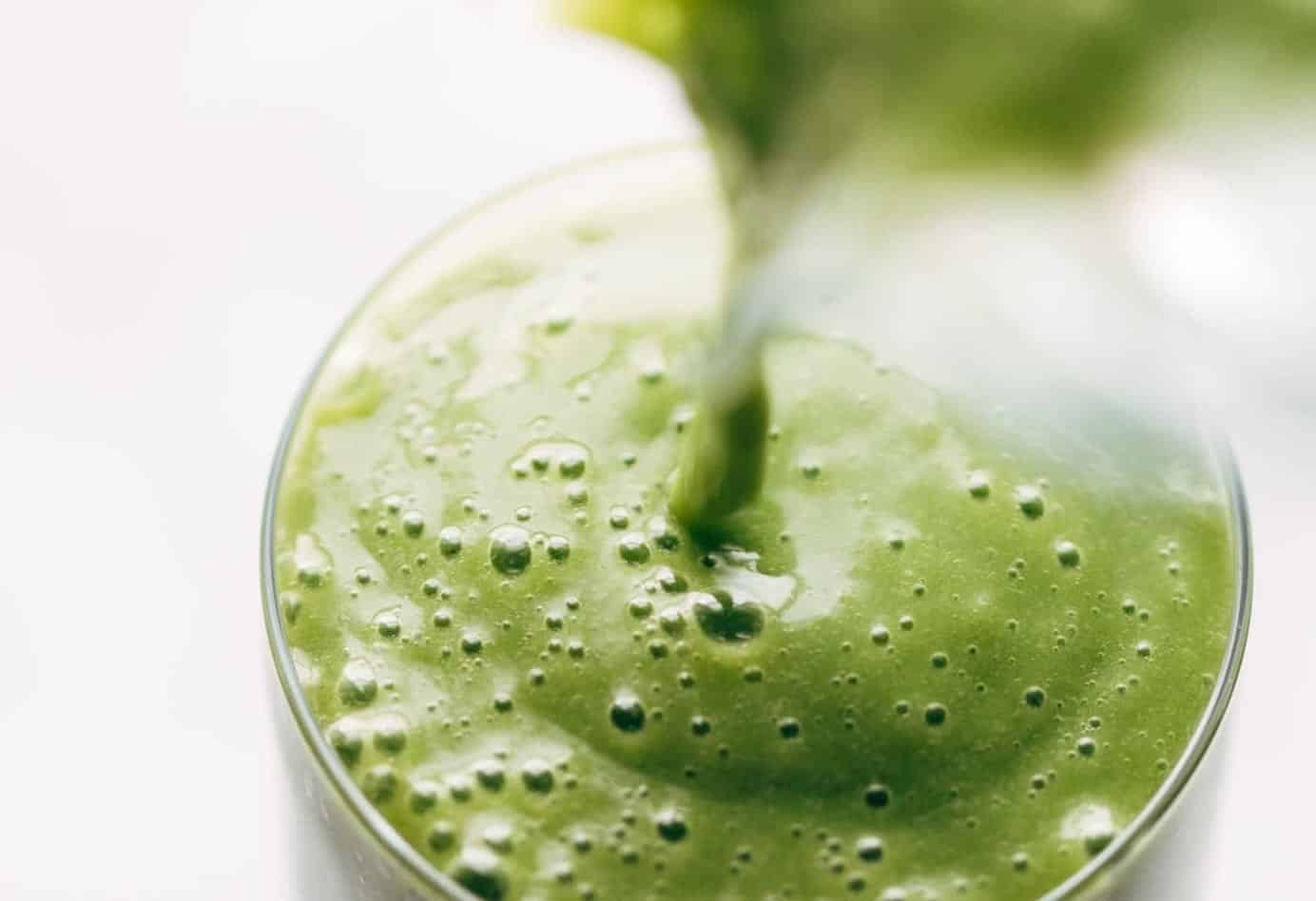 Suco verde como ele pode te ajudar a emagrecer