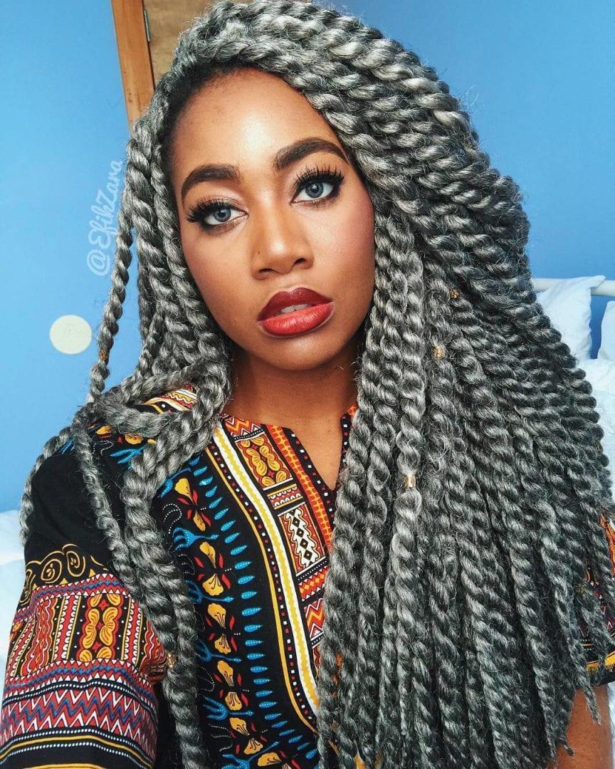 Tranças afros - Conheça e se inspire em vários modelos