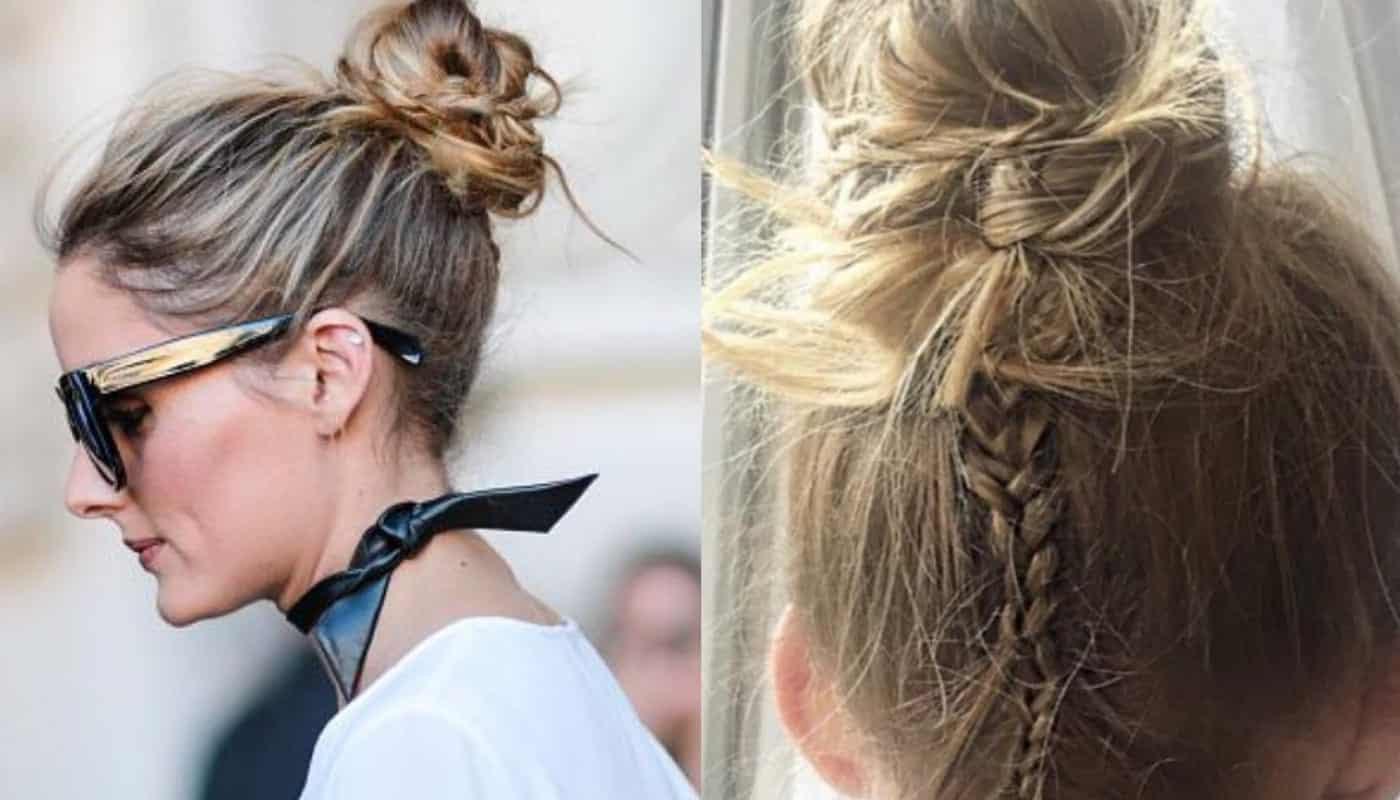 Coque - 10 penteados que vão te ajudar a fugir do calor