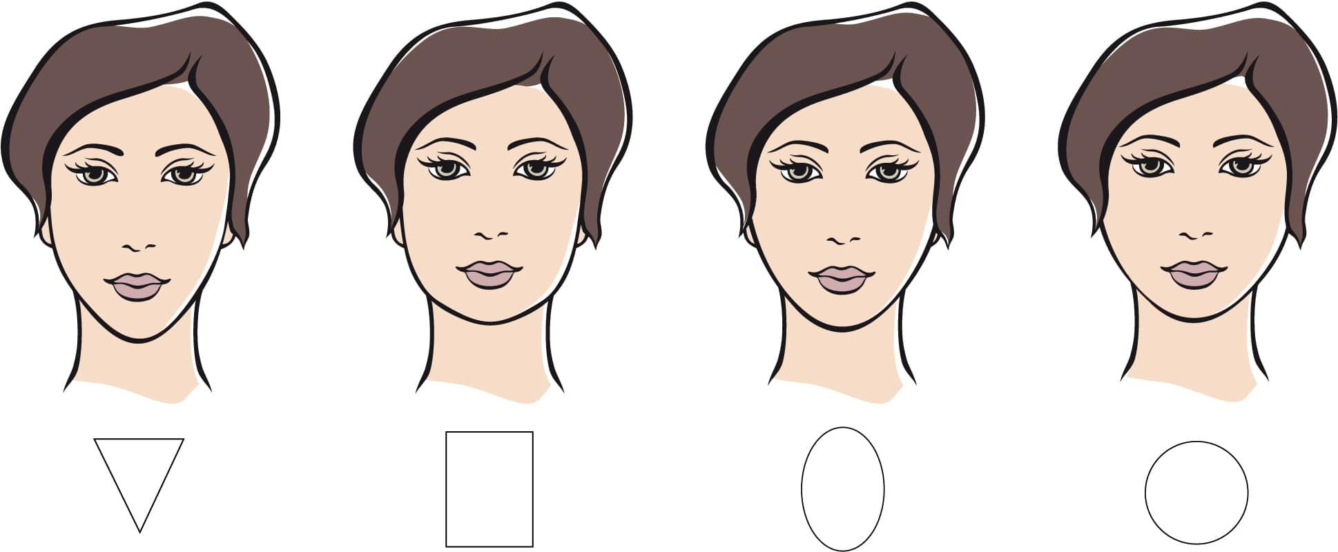 Franja lateral - Qual o modelo ideal pro seu tipo de rosto? Como usar?