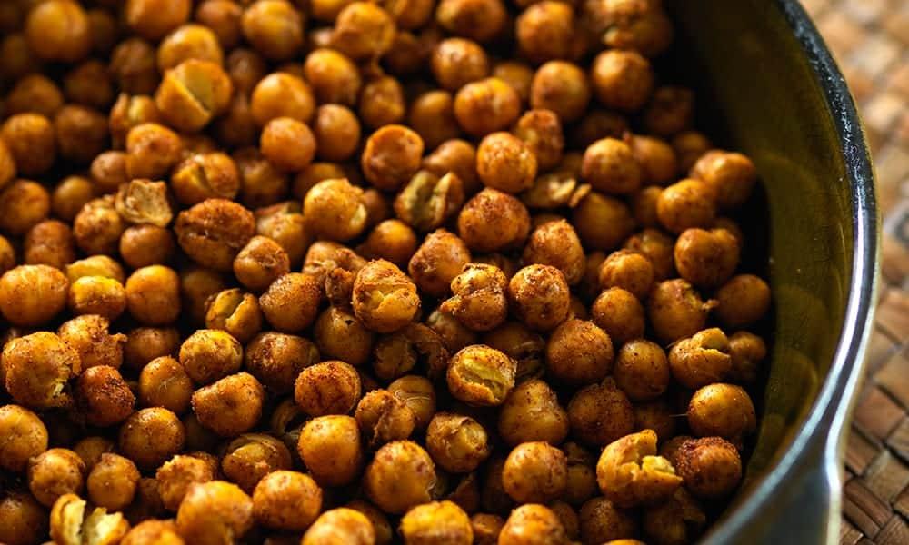 Grão-de-bico - Como cozinhá-lo sem perder nutrientes?
