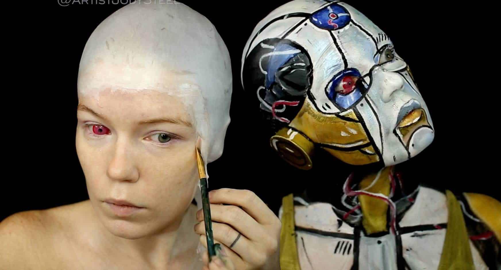 Maquiagem artística - Para que serve, como fazer + 35 inspirações