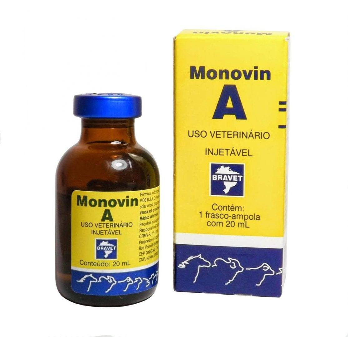 Monovin A - Entenda a polêmica envolvendo esse produto