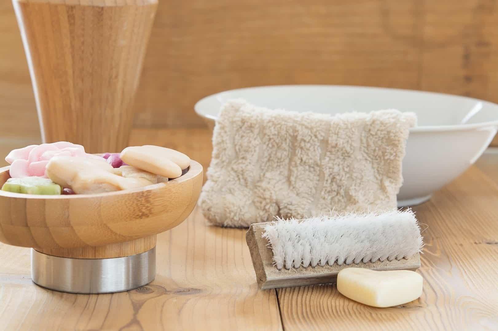 Sabonete de enxofre- Pra que serve, benefícios + receita caseira