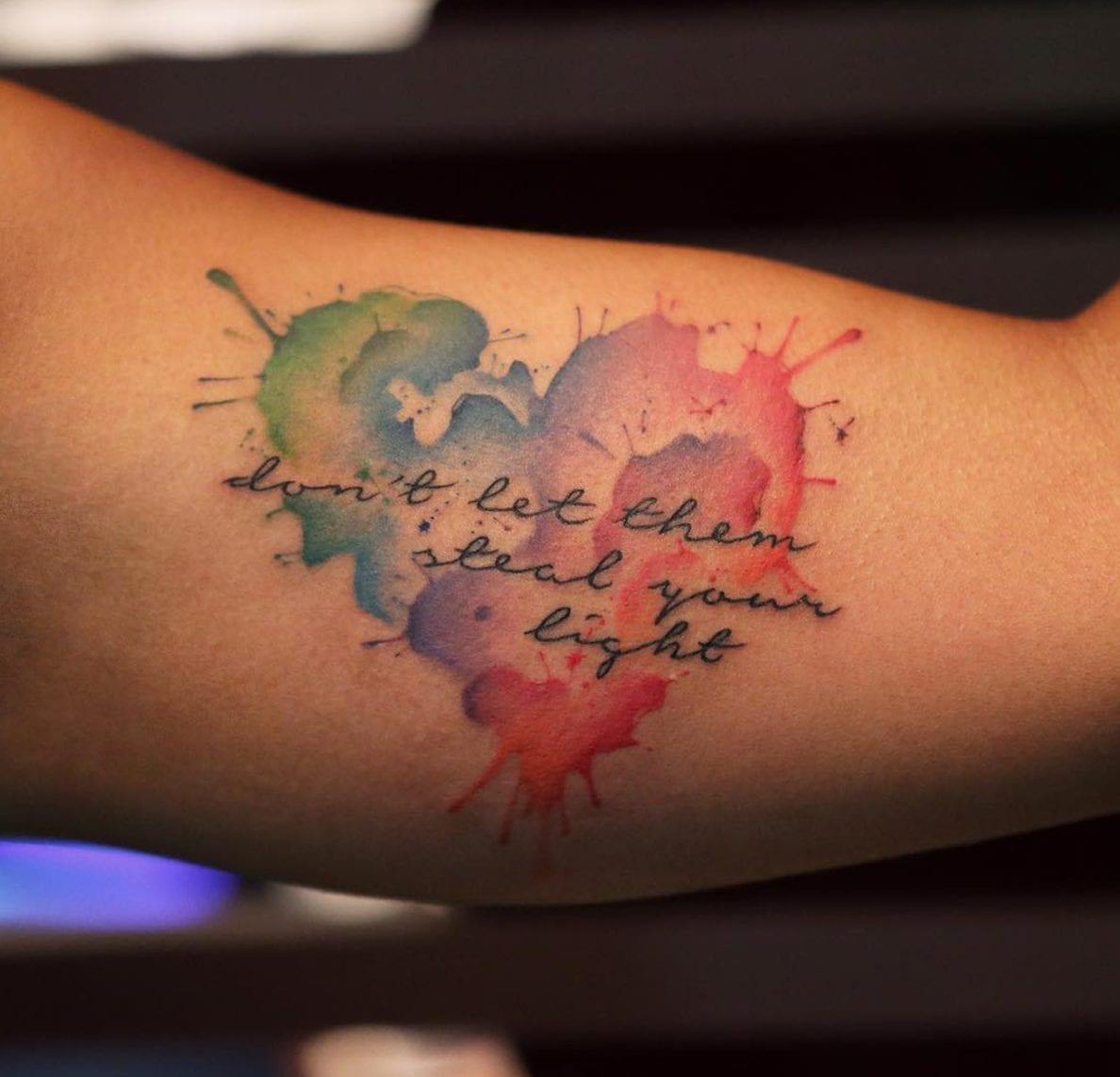 Tatuagem de coração - significados, desenhos mais usados + 35 inspirações
