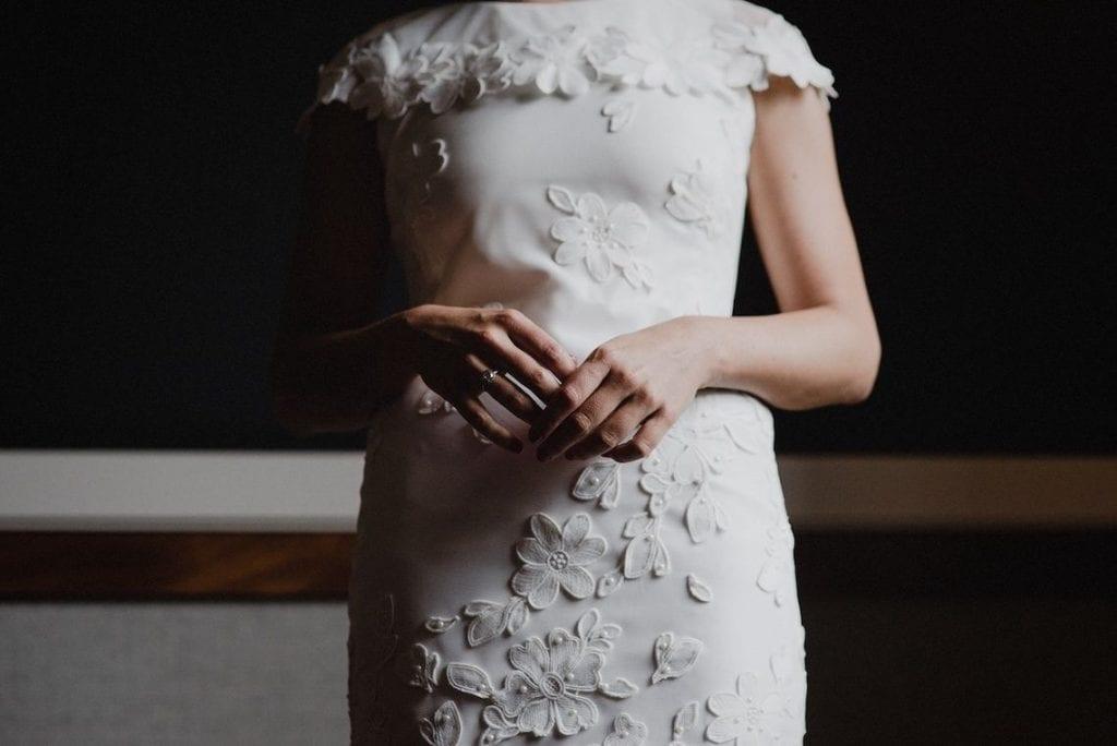 Vestido de noiva simples – Como escolher, tipos e inspirações minimalistas