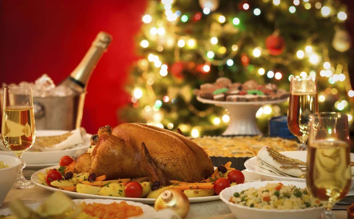 Ceia de Natal - Menu completo, drinks, e dicas de decoração da mesa