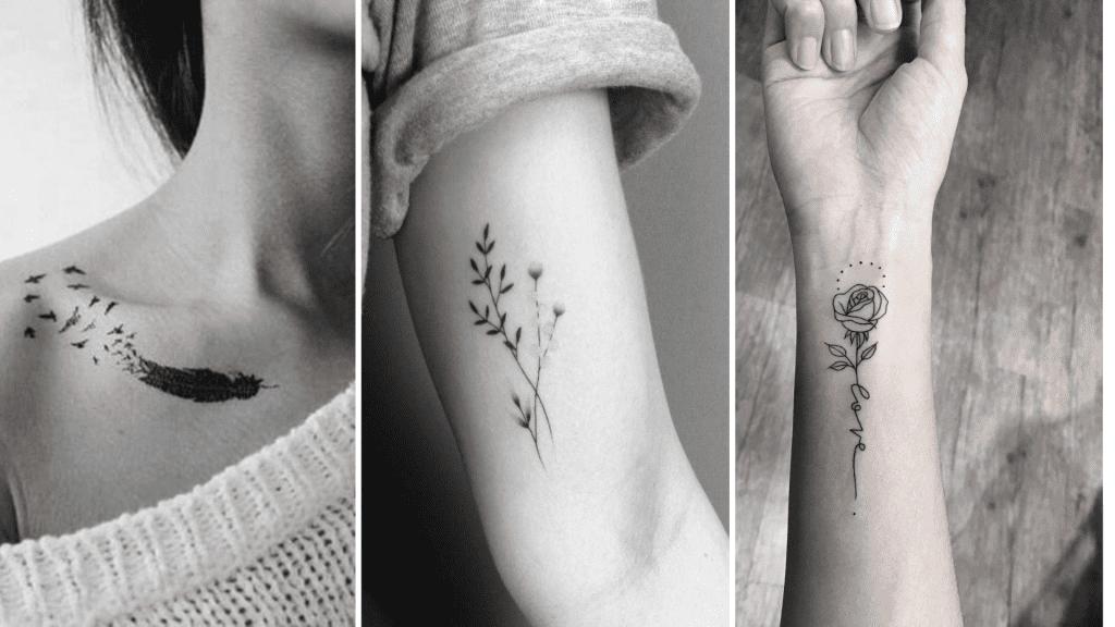 Tatuagem feminina – Breve histórico e + de 100 lindas inspirações