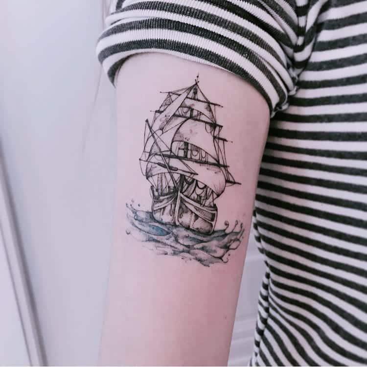 Confira agora + de 100 ideias de tatuagem feminina para você escolher