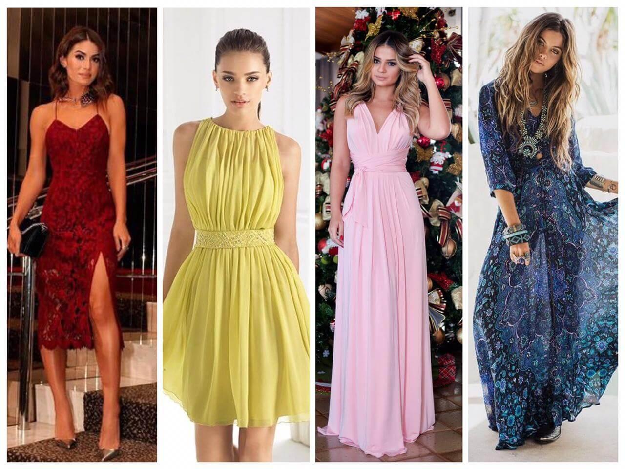 Looks de Reveillon - Cores e estilos de looks e lingeries para o Ano Novo