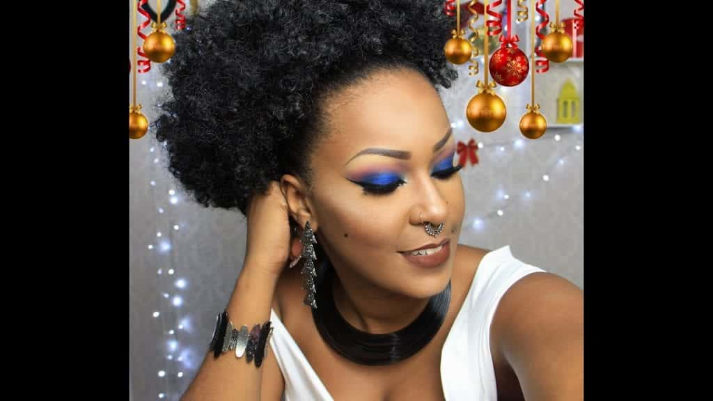 Maquiagem de Natal - confira cores e tendências para essa data!