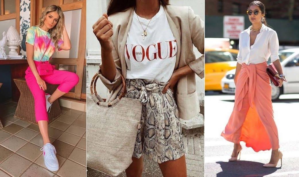Verão 2020 - Tendências de moda que prometem bombar na estação
