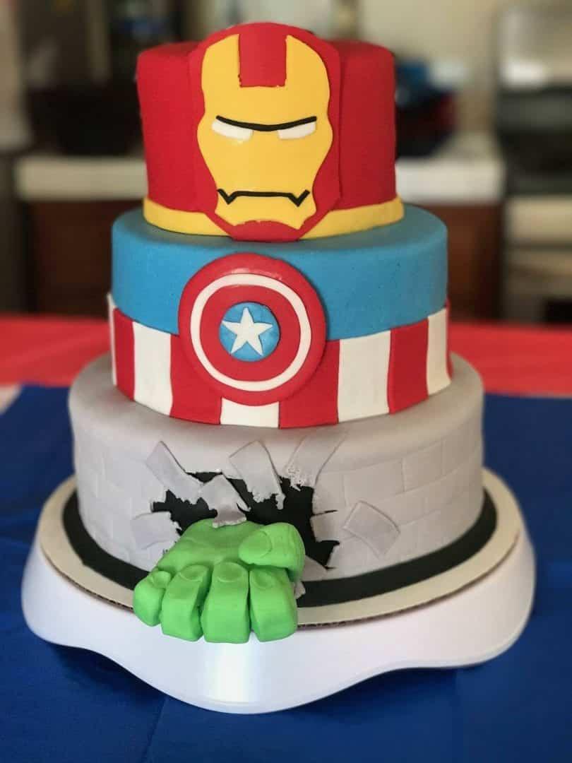 Bolo de aniversário para homem - Confira um monte de ideias incríveis