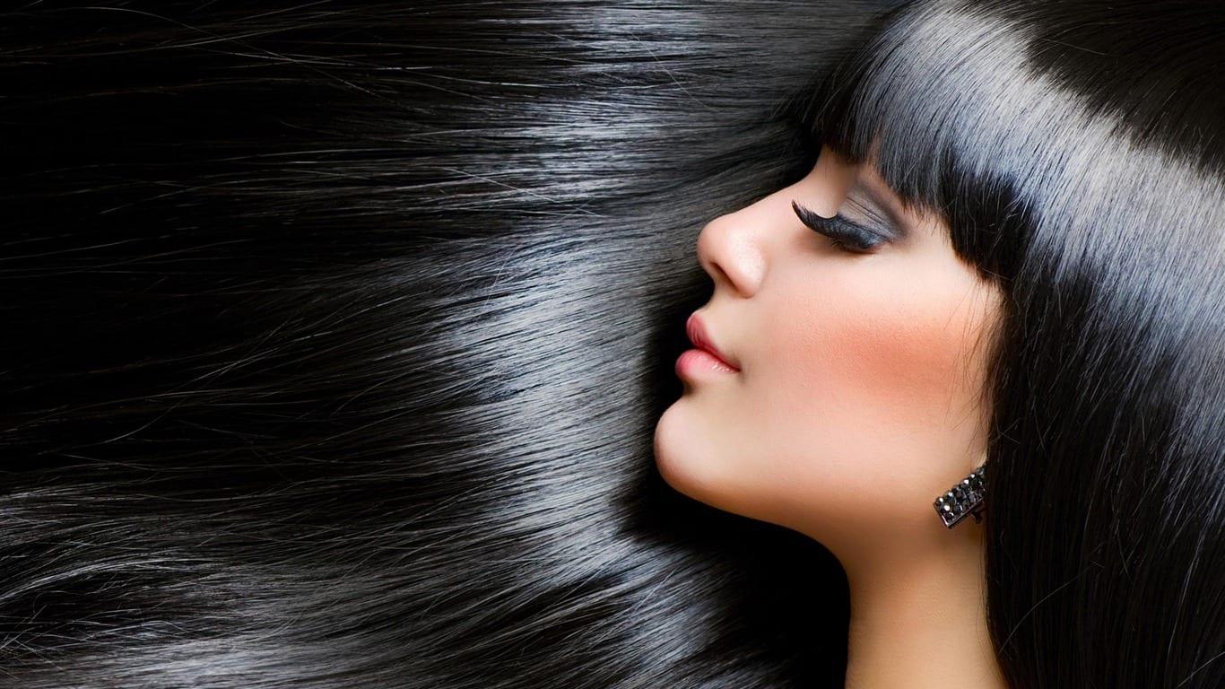 Cabelo preto azulado - Tonalidades, diferenças e cuidados
