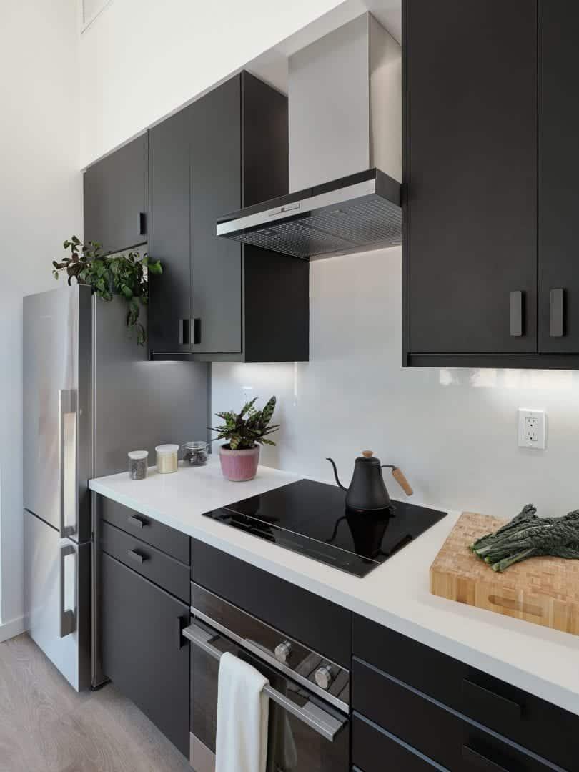 Cozinha preta - dicas para acertar na decoração da cozinha