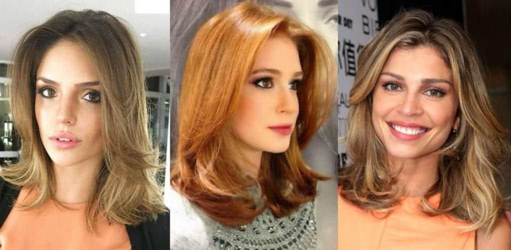 Corte de cabelo médio – 10 tipos para você arrasar no penteado