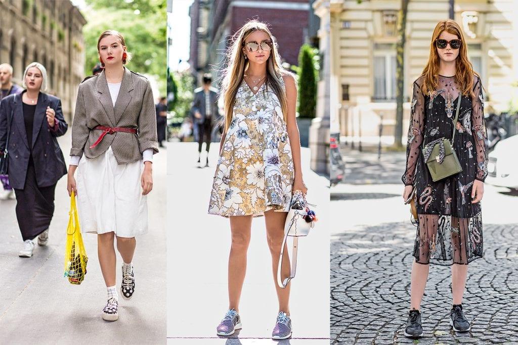Looks com tênis – Como usar, combinações possíveis, tipos e inspirações