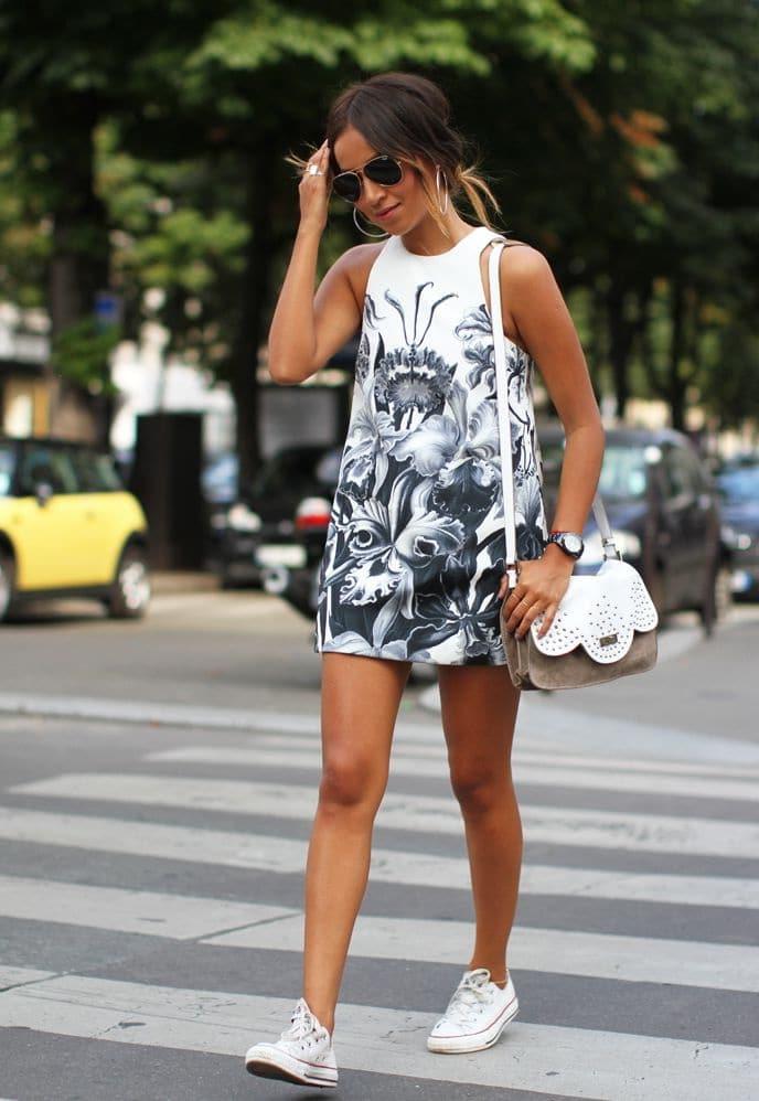 Looks com tênis- Opções de looks com todos os estilos de tênis