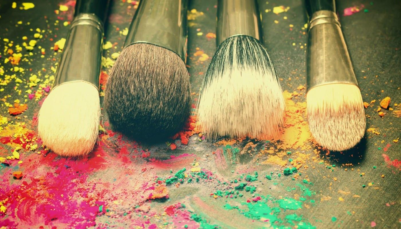 Pincéis de maquiagem - Os principais, utilidade e dicas na hora de usar