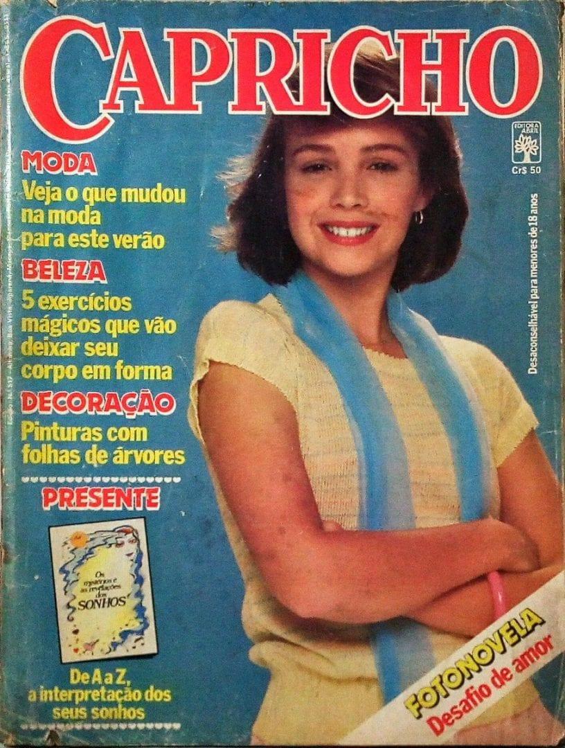 Revista Capricho: História, porque terminou e curiosidades