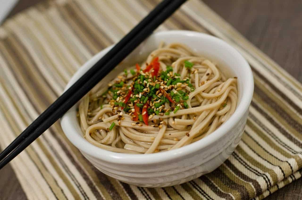 Sobá- O que é, de onde é + 9 receitas incríveis da culinária japonesa