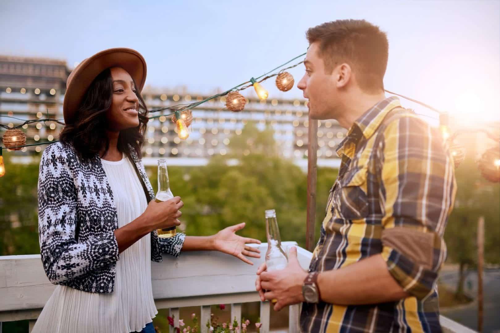 Puxar assunto - Como quebrar o silêncio com o crush ou outras pessoas