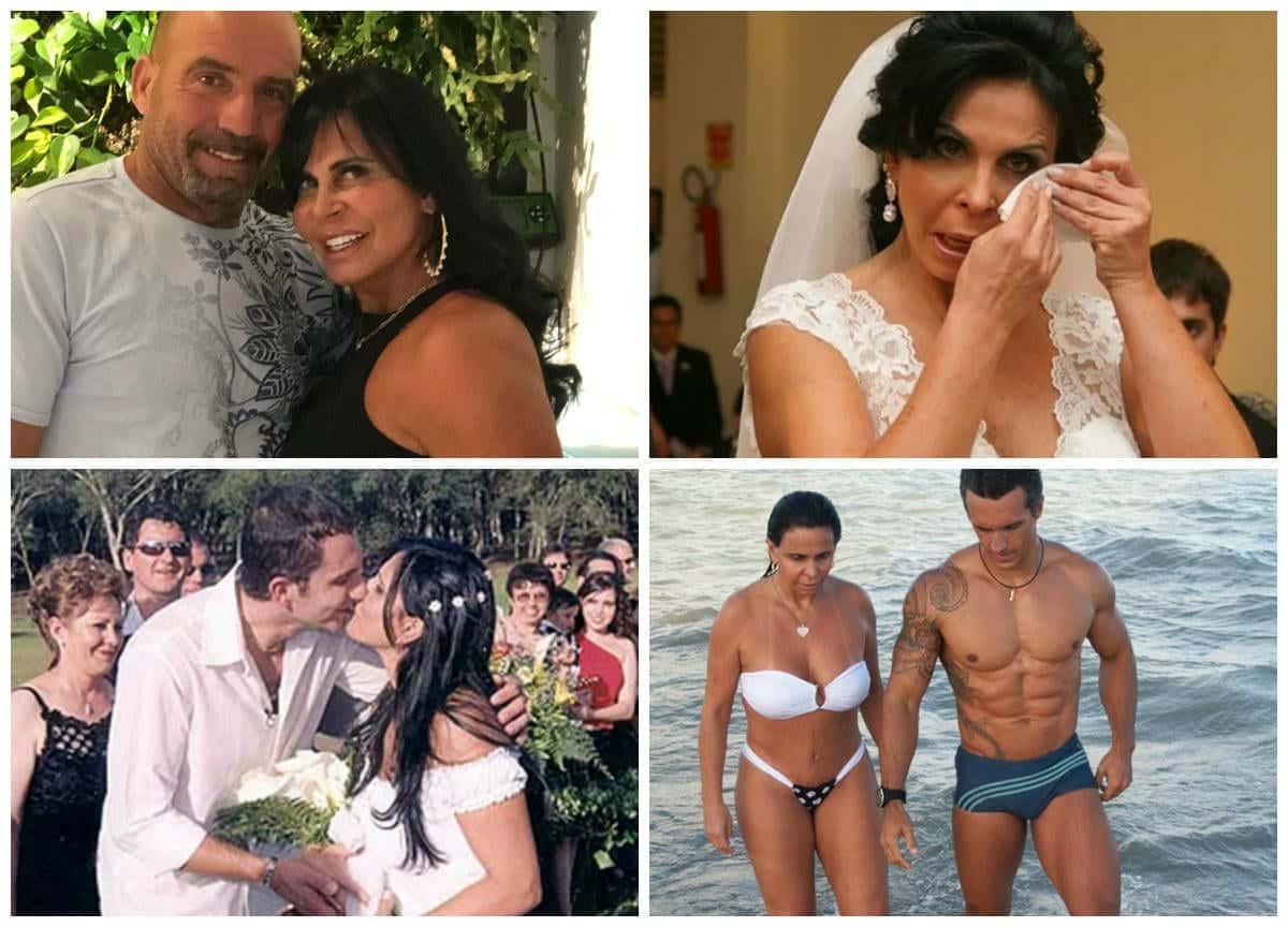 Vem conferir todos os 17 casamentos de Gretchen + curiosidades