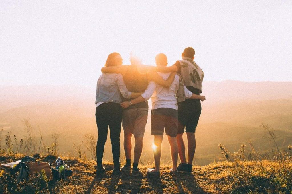 Amigos de verdade – Como saber se suas amizades são verdadeiras