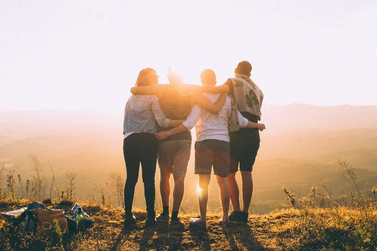Amigos de verdade - Como saber se suas amizades são verdadeiras