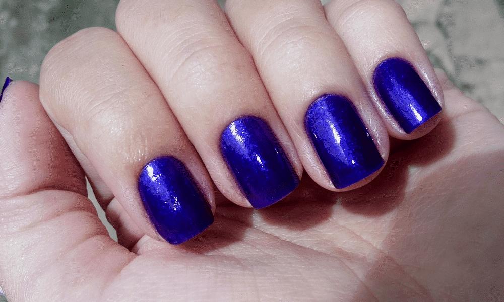 Esmalte azul - 7 tonalidades para arrasar com a cor