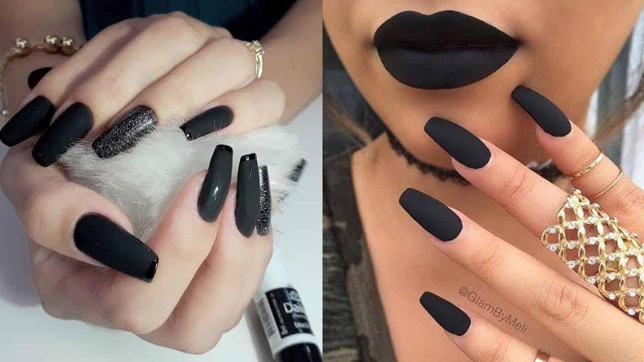 Esmalte preto - Melhores marcas, como usar e variar o esmalte preto